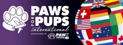 pawsforpups